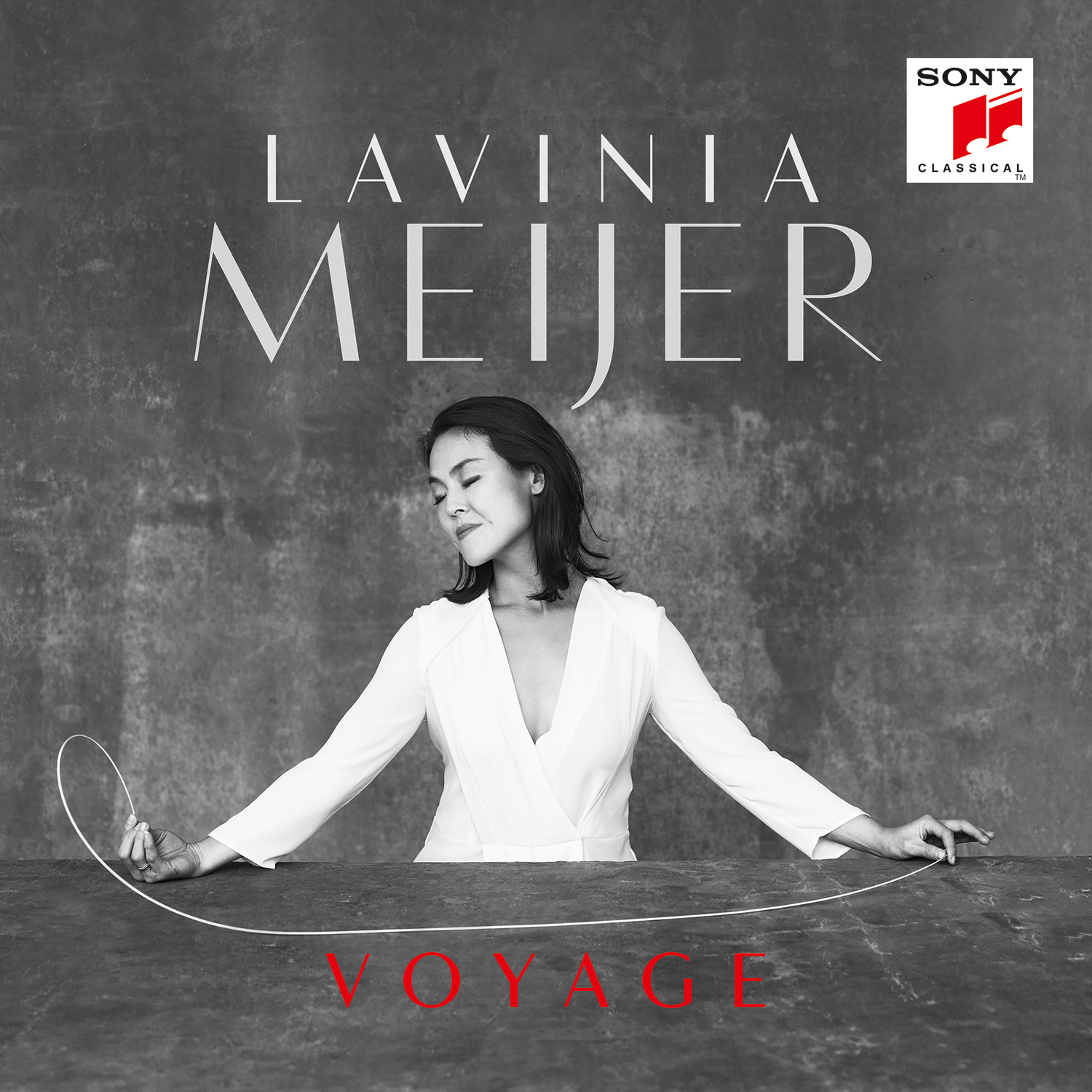 Voyage CD Cover