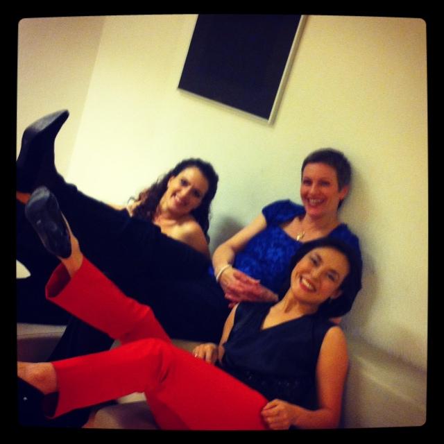 Trio Liza en Quirine